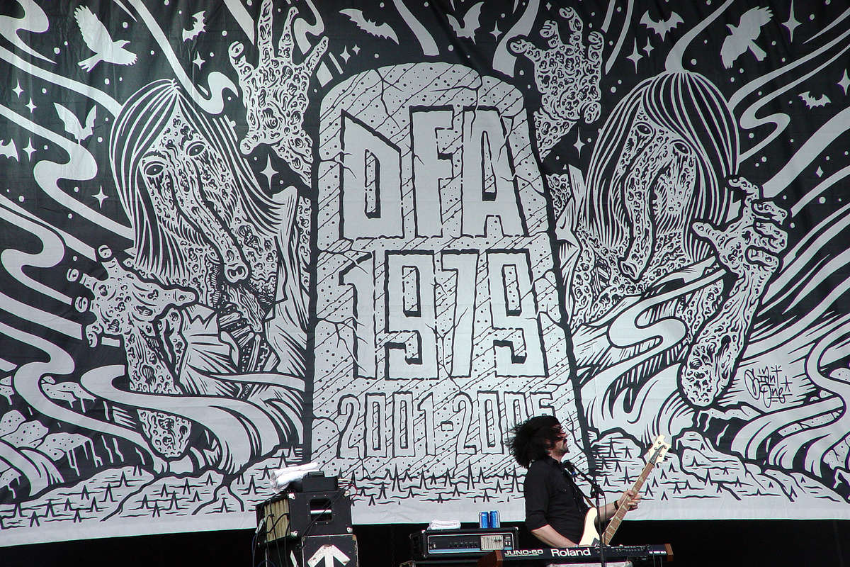 Death from Above 1979 is back together!!